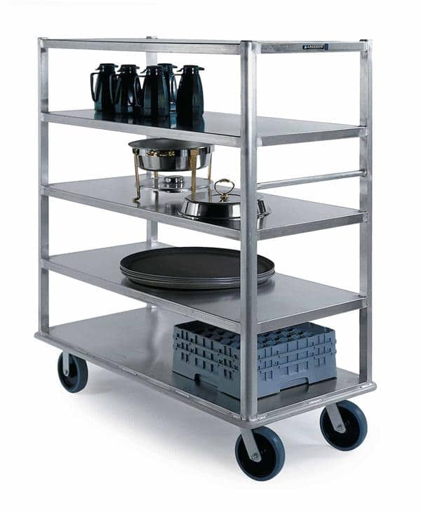 Lakeside Manufacturing Manufacturing 4596 Extreme Duty Queen Mary Banquet Cart