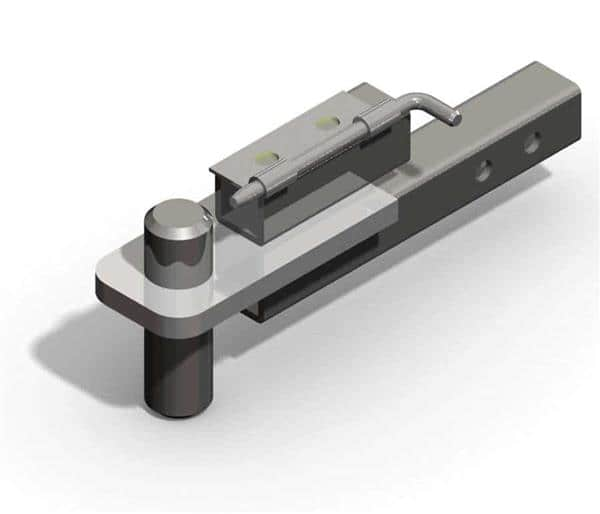 Lakeside Manufacturing Manufacturing 4750 Hitch End
