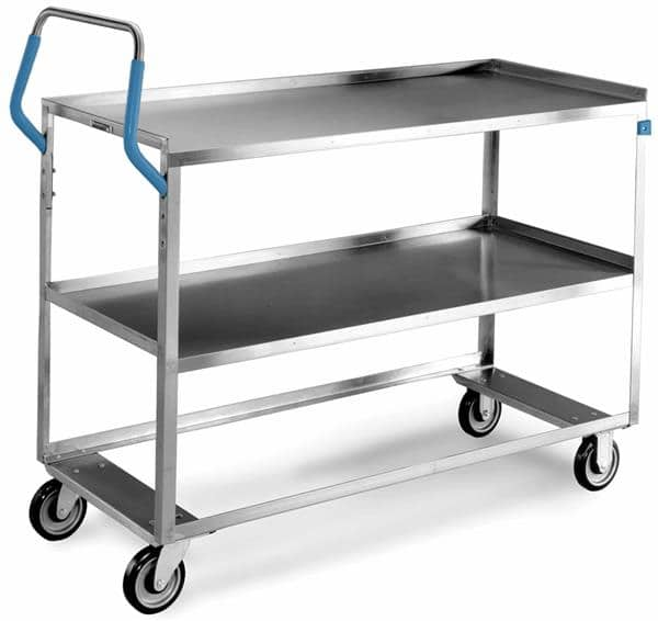 Lakeside Manufacturing Manufacturing 6830 Ergo-One Utility Cart
