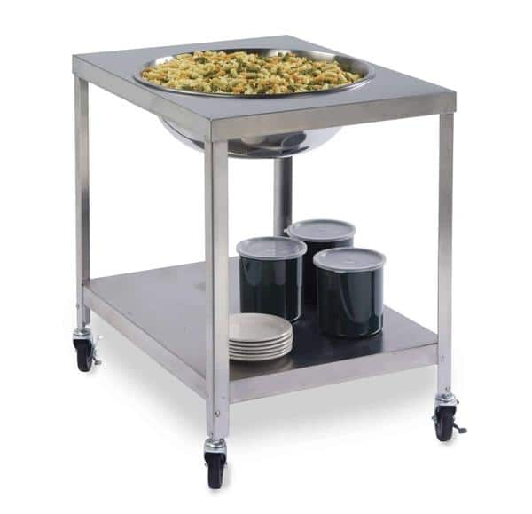 Lakeside Manufacturing Manufacturing 712 Bowl Stand