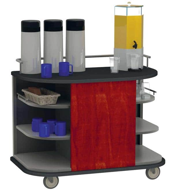 Lakeside Manufacturing Manufacturing 8715 Hydration Cart