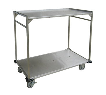 Lakeside Manufacturing Manufacturing PB51 Open Tray Delivery Cart