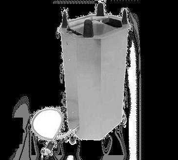 Lakeside Manufacturing Manufacturing V6011 Dish Dispenser