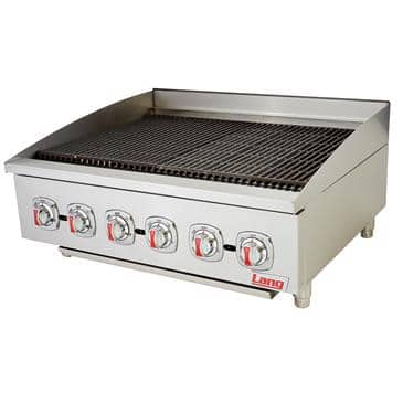 Lang Manufacturing 460CB Radiant Charbroiler