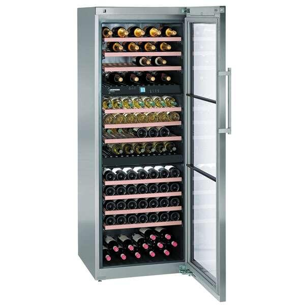 Liebherr USA, Co. WS17800 Multi-Temp Wine Refrigerator