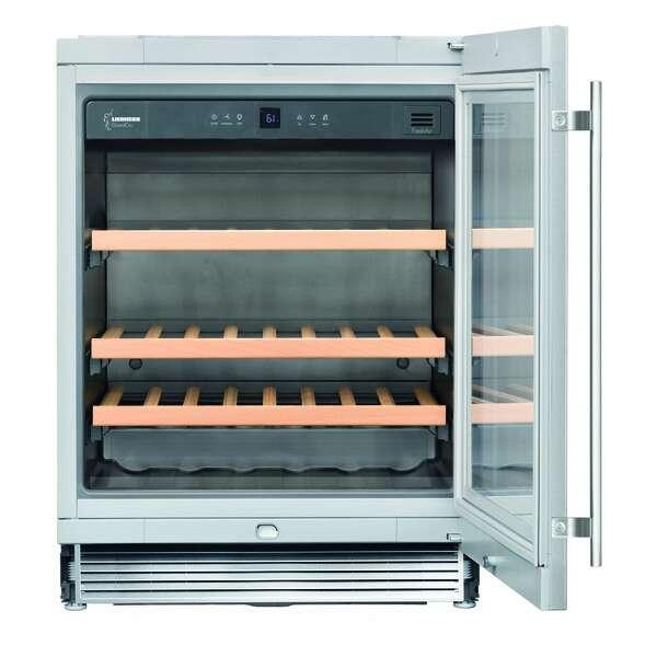 Liebherr USA, Co. WU-4500 Undercounter Single Zone Wine Refrigerator