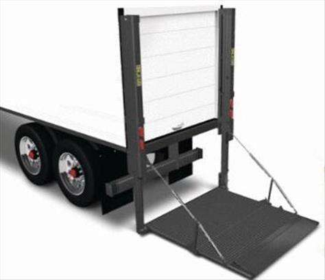 Electrolux Liftgate Service for Electrolux Professional