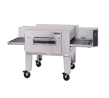 "Lincoln Impinger 1600-1G Lincoln Impinger Low Profile"" Oven Package"
