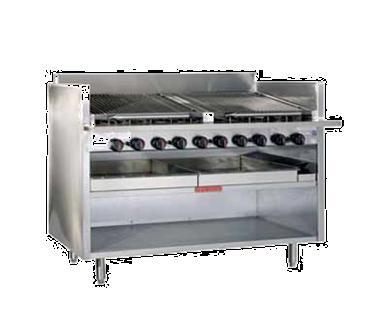 Magikitch'n FM-RMB-672 Radiant Charbroiler