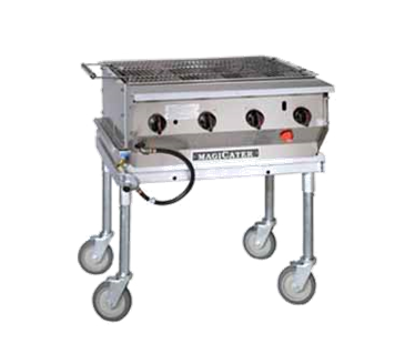 Magikitch'n LPG-30-SS Magicater Transportable Gas Grill
