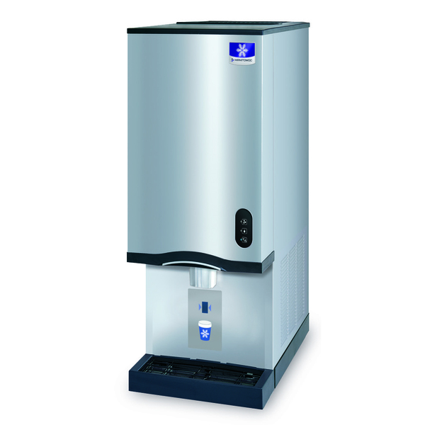 """Manitowoc CNF0202A-L    16.25"""" Nugget Ice Maker Dispenser, Nugget-Style - 300-400 lb/24 Hr Ice Production, Air-Cooled, 115 Volts"""