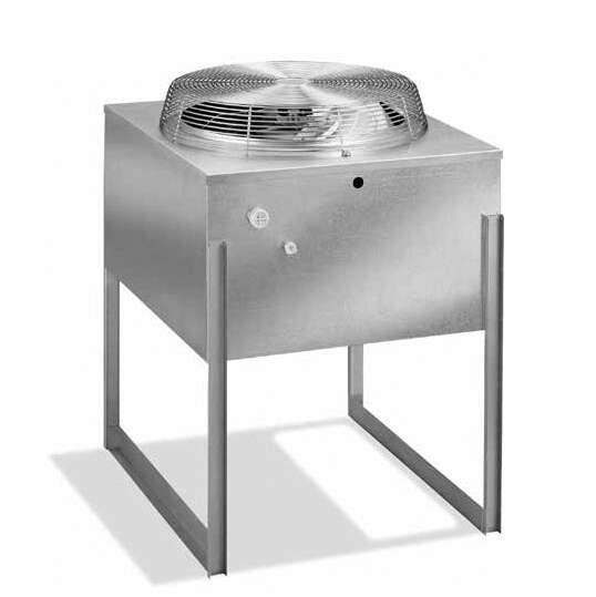 Manitowoc JCT-1500 Vertical Discharge Remote Condenser