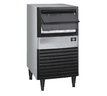 Manitowoc QM-45A Ice Maker with Bin