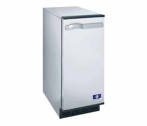"Manitowoc SM50A 14.75"" Full-Dice Ice Maker With Bin, Cube-Style - 50-100 lbs/24 Hr Ice Production, Air-Cooled, 115 Volts"