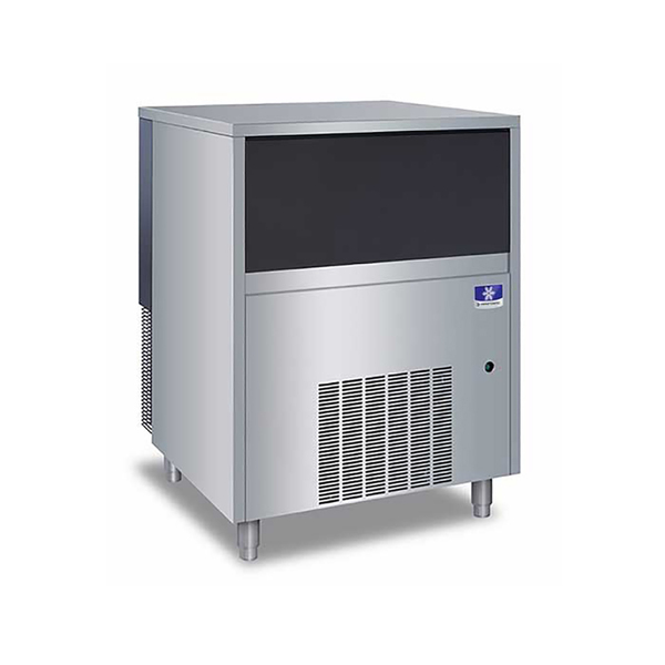 """Manitowoc UNF0300A 29.06"""" Nugget Ice Maker with Bin, Nugget-Style - 300-400 lb/24 Hr Ice Production, Air-Cooled, 115 Volts"""