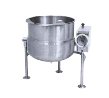 Market Forge Industries FT-20L Tilting Kettle