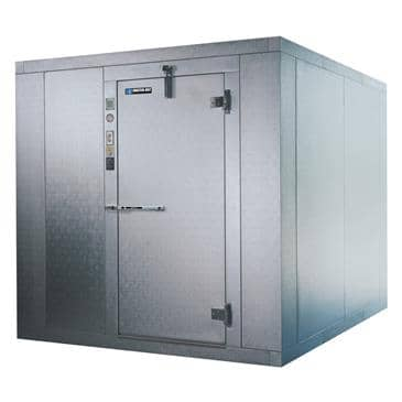 Master-Bilt Products 861016CX (QUICK SHIP) Cooler/Freezer Combination Walk-In