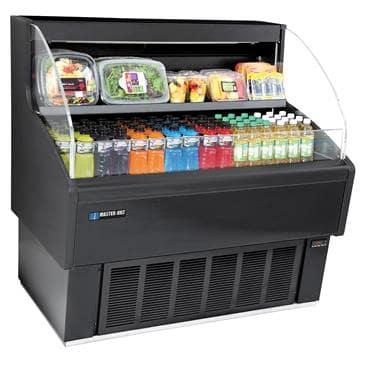 Master-Bilt Products HOAM36 Horizontal Open Air Refrigerated Merchandiser