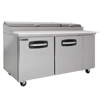 Master-Bilt Products MBPT67 Fusion Refrigerated Pizza Prep Table