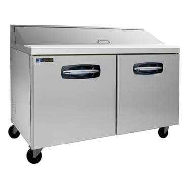 "Master-Bilt Products MBSP60-16A Fusion"" Refrigerated Sandwich Top"