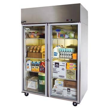 Master-Bilt Products MNR522SSG/0 Endura Reach-In Refrigerator