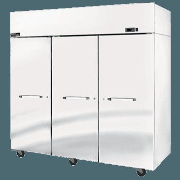 Master-Bilt Products MNR803SSS/0R Endura™ Reach-In Refrigerator with remote