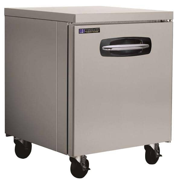 Master-Bilt Products MBUF27A Fusion Undercounter Freezer
