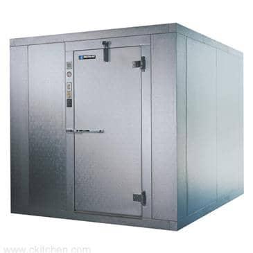 Master-Bilt Products 760816DX (QUICK SHIP) Cooler/Freezer Combination Walk-In