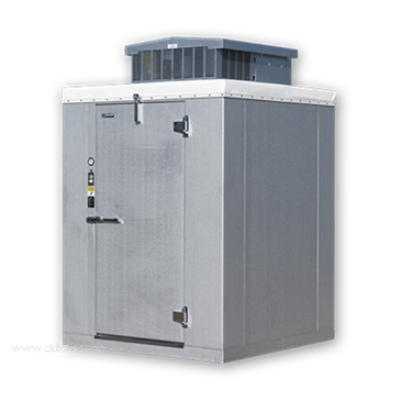 Master-Bilt Products MB5820608COHDX (QUICK SHIP) OUTDOOR Walk-In Cooler