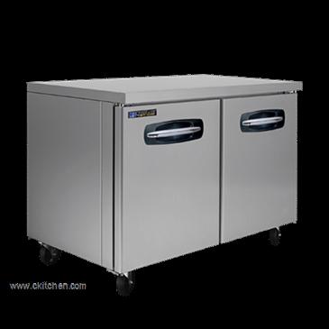 Master-Bilt Products MBUF48A Fusion Undercounter Freezer