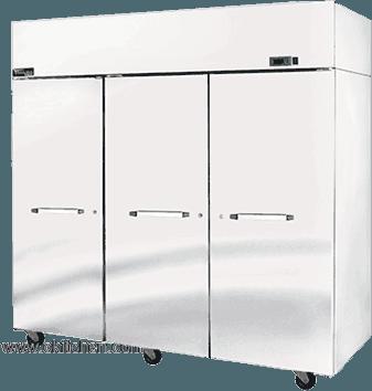 "Master-Bilt Products MNF803SSS/0 Endura"" Reach-In Freezer"