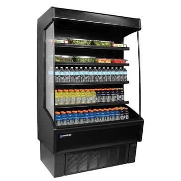 Master-Bilt Products VOAM48-79 Vertical Open Air Refrigerated Merchandiser