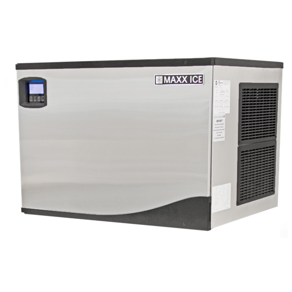 """Maxx Cold Maxximum MIM1000N    30.00""""  Full-Dice Ice Maker, Cube-Style - 900-1000 lbs/24 Hr Ice Production,  Air-Cooled, 208-230 Volts"""