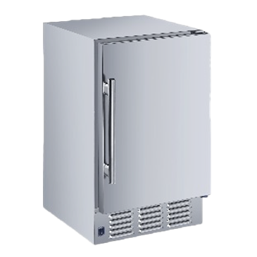 Maxx Cold MIM25-O: (Outdoor) Ice Maker with Bin