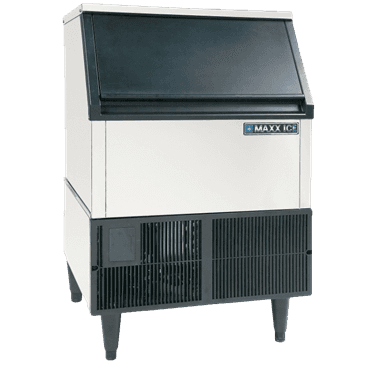 Maxx Cold MIM250: 250 lbs Self-Contained Ice Maker