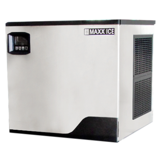 "Maxx Cold Maxximum MIM360N    22.00""  Full-Dice Ice Maker, Cube-Style - 300-400 lb/24 Hr Ice Production,  Air-Cooled, 115 Volts"