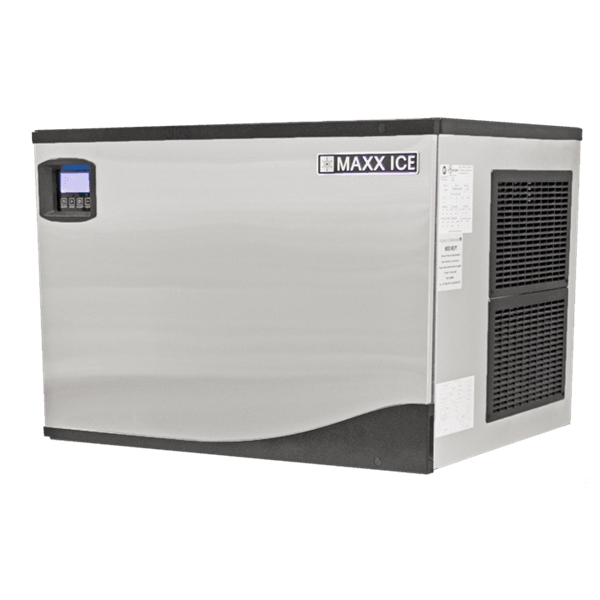 """Maxx Cold Maxximum MIM370NH    30.00""""  Half-Dice Ice Maker, Cube-Style - 300-400 lb/24 Hr Ice Production,  Air-Cooled, 115 Volts"""