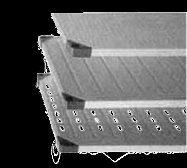 Metro 1836EG Super Erecta® Shelf