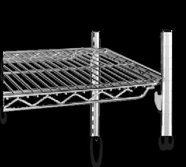 Metro 2436QC qwikSLOT™ Shelf