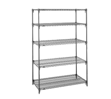 Metro 5AA577C Super Adjustable Super Erecta® Add-On Shelving