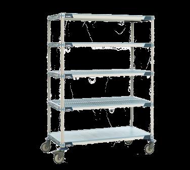 Metro 5X537EGX3 MetroMax i® Stem Caster Cart