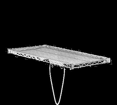 Metro A1836NC Super Adjustable Super Erecta® Shelf