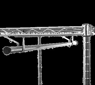 Metro AT4818NC Super Erecta® Garment Hanger