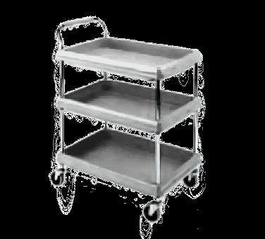 Metro BC2636-3DG Deep Ledge Utility Cart