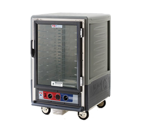 Metro C535-HFC-L-GY C5™ 3 Series Heated Holding Cabinet