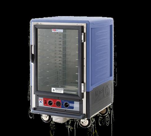 Metro C535-HLFC-L-BU C5™ 3 Series Heated Holding Cabinet
