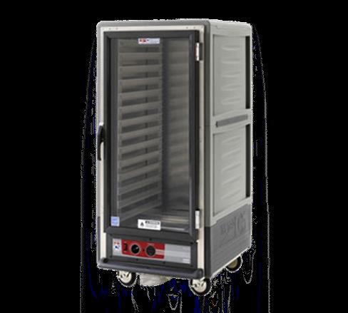 Metro C537-HLFC-4-GYA C5™ 3 Series Heated Holding Cabinet