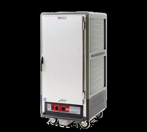 Metro C537-HLFS-U-GY C5™ 3 Series Heated Holding Cabinet