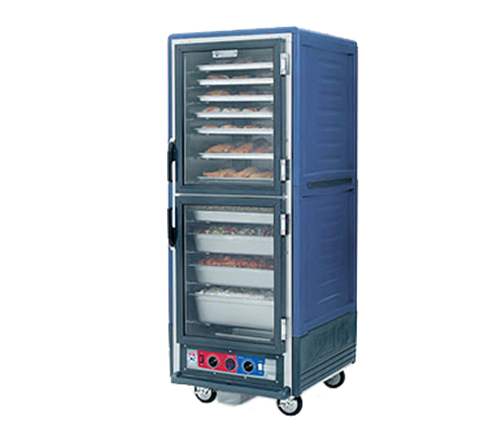 Metro C539-CDC-U-BU C5™ 3 Series Heated Holding & Proofing Cabinet