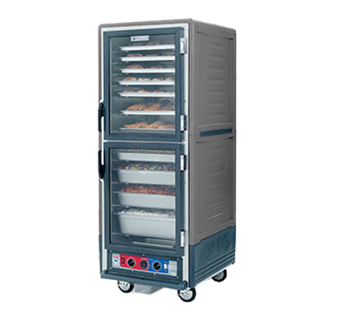 Metro C539-CDC-U-GY C5™ 3 Series Heated Holding & Proofing Cabinet